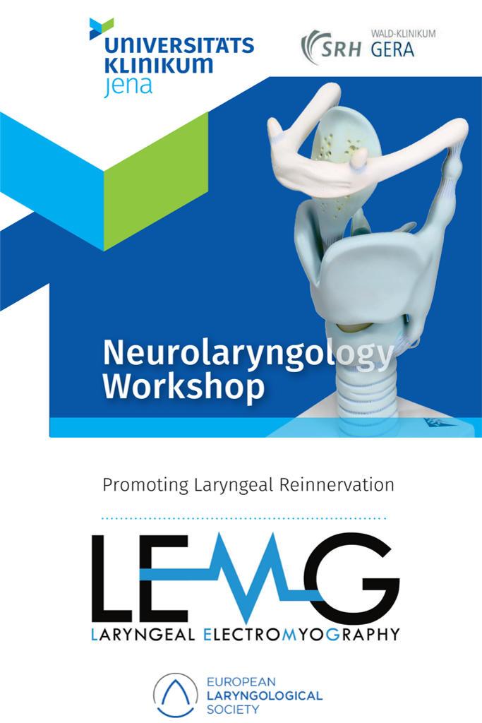 6rd Neurolaryngology Workshop