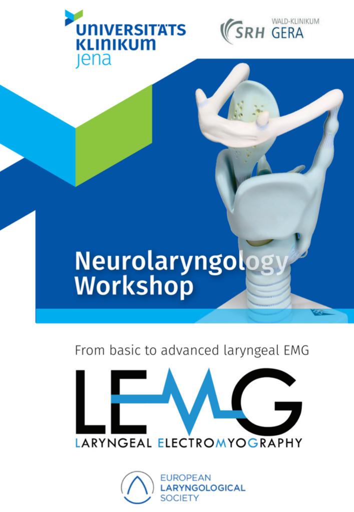 Flyer of 7rd Neurolaryngology Workshop